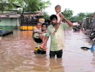After a lull, heavy rains lash Cauvery basin districts