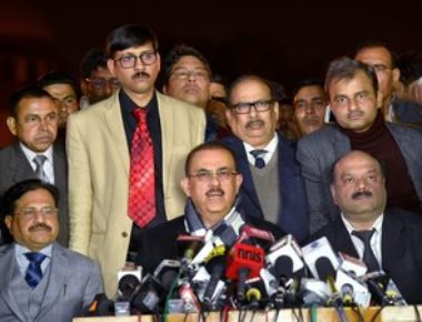 BCI forms 7-member team to meet SC judges barring top 5