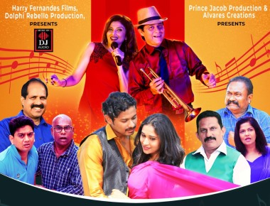 'BENDDKAR' Konkani Movie's Audio Release on 20th September in Dubai