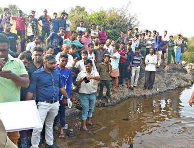 Four of a family drown in rivulet in Belthangady