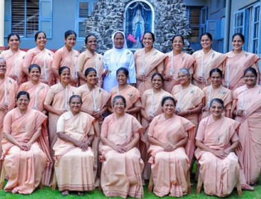 Bethany congregation celebrates silver jubilee of 18 sisters