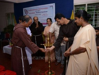 Bethany Sisters' superior inaugurates Sarvodaya Welfare Institute