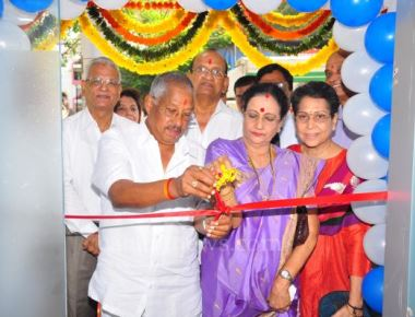 Inauguration of 88th Branch of Bharat Bank at Kandivili (East)