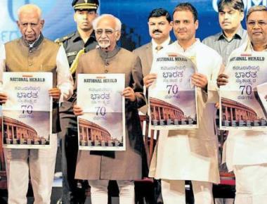 NDA govt 'forcing everyone into silence', says Rahul