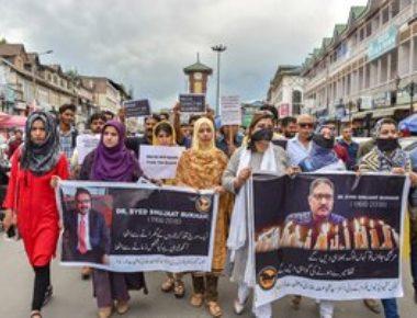 Lashkar terrorist among three identified for involvement in Bukhari's killing: Police