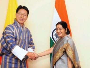Bhutan hopes Dokalam standoff will be resolved peacefully
