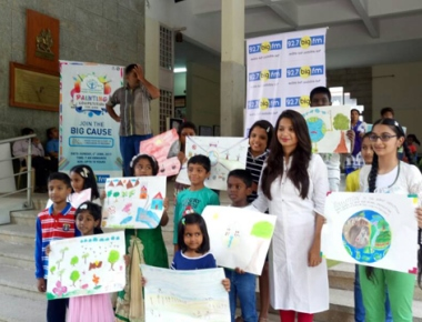 92.7 Big FM concludes largest painting drive on World Environment Day