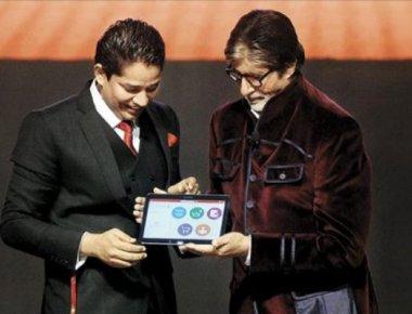Amitabh Bachchan unveils MT Educare's Education App 'Robomate'