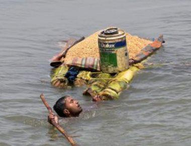 Bihar floods: Death toll rises to 72, 73.44 lakh people hit