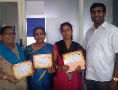 Winners of Uzwaad fornightly's Bible quiz declared