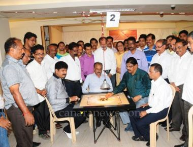 Inauguration of Kanthabare-Budabare competitions at Billava Bhavana