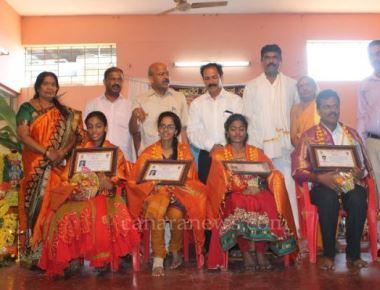 Sathyanarayana Pooja and felicitation held at Billavara Seva Sangha, Santhekatte, Kallianpur