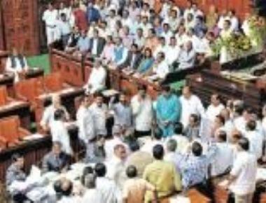 BJP demands resignation of Anjaneya's over bribery charges