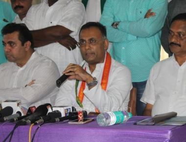 BJP's agenda is to end the Congress Party  - Dinesh Gundu Rao