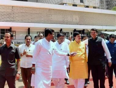 Opposition, Sena ensure Day 3 of zero work done