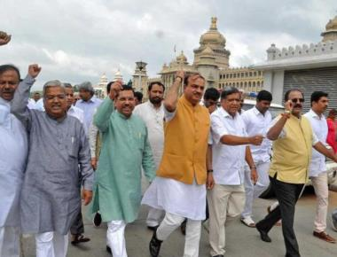 BJP petitions governor against 'misuse' of ACB against its leaders