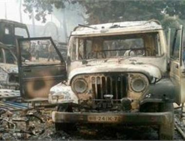 BJP MPs not allowed to visit violence-hit Kaliachak