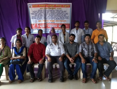 ICYM holds blood donation camp at Pakshikere