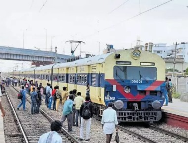 Rs 17,000-cr suburban rail project for Bengaluru