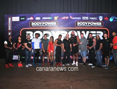 BodyPower'sFitness Model Hunt 'FitFactor India- Bengaluru  Auditions a Huge Success!!!