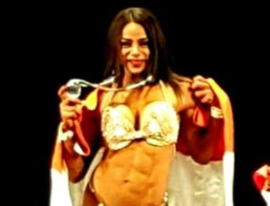 Shweta Rathore, the First Indian female who won Silver Medal in 49th Asian Bodybuilding Championship