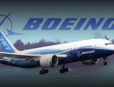 Boeing to sell 100 passenger planes to Iran