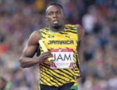 Bolt wins record fourth straight 200 metres title
