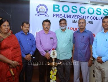 Boscoss PU College holds orientation programme