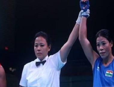 Local boxers shine at India Open