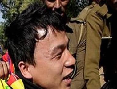 Tibetan detained in Ahmedabad