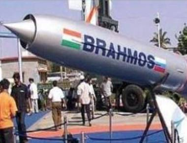 Navy successfully test-fires land-attack BrahMos missile
