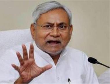 Nitish condemns Lakhisarai gangrape; SIT formed, 1 held
