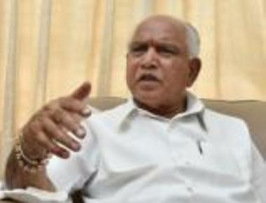 Ivan D'Souza wants case to be filed against Yeddyurappa