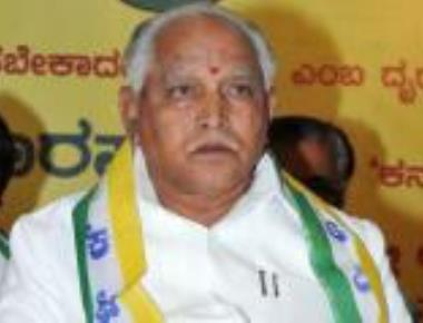 PM can't intervene in Cauvery issue: BSY
