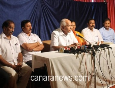 The growth of the state deteriorated very badly as per various statistics - BSY