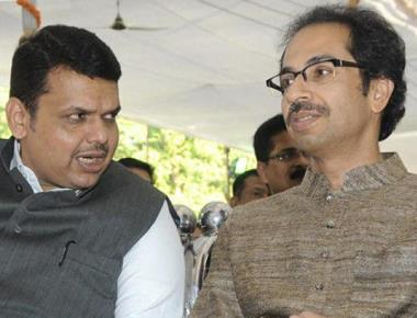 We are not robbing plots, Uddhav tells CM