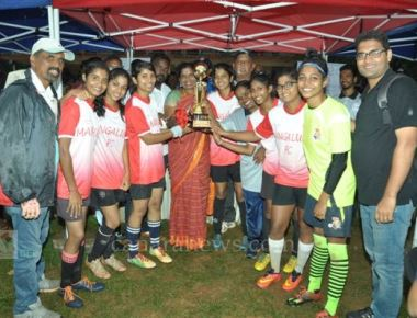 Bengaluru's BPSS wins All India Under-16  Football tournament