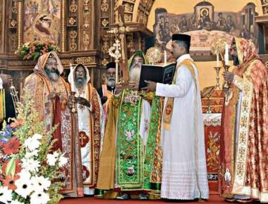 Renovated St. Mary's Orthodox Syrian Cathedral consecrated
