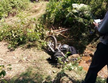 Two people die in Car-bike collision near Uppinangady