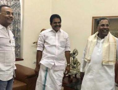 Congress asks Siddaramaiah to end crisis as he returns