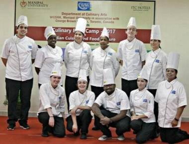 WGSHA hosts hospitality students from Canada