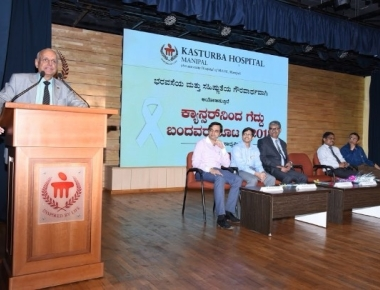 Cancer Survivors' Meet 2018 held in Manipal
