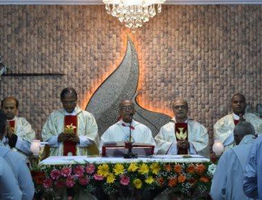 Capuchins celebrate Holy Trinity Province feast day