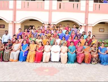 Golden jubilee celebration of Carmel school on Dec 21