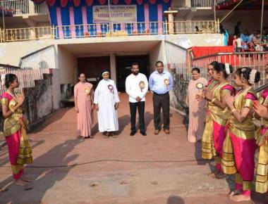 Annual sports meet held at Mount Carmel Central School