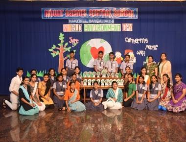 Mount Carmel Central School celebrates World Environment Day