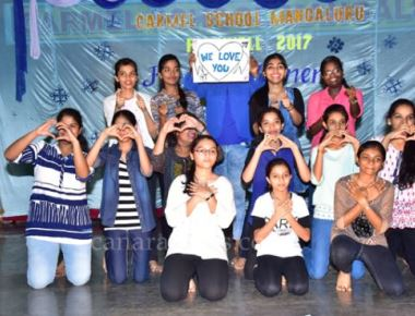 Farewell held for Carmel School's first outgoing batch of Class X