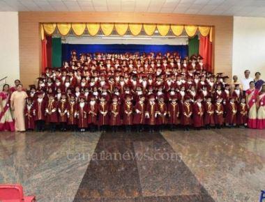 Kindergarten students of Mount Carmel get warm farewell