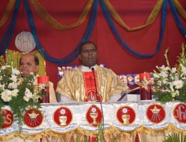 Decennial Jubilee thanksgiving Eucharist celebrated at Mount Carmel