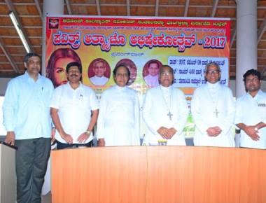 Catholic Charismatic Convention organisers hold preparatory meeting